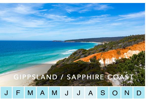EAST GIPPSLAND/SAPPHIRE COAST