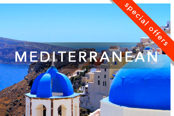 Mediterranean Small Ship Cruise Special Offers