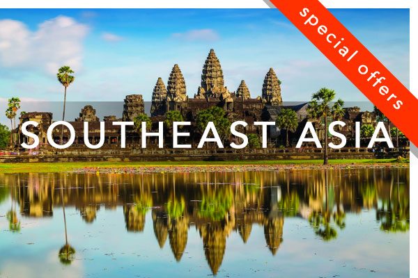 Southeast Asia Small Ship Cruise Special Offers