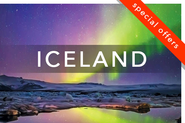 Iceland Small Ship Cruise Special Offers
