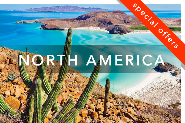 North America Small Ship Cruise Special Offers