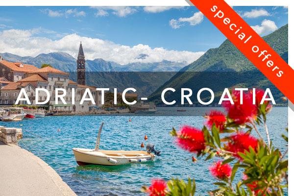 Adriatic Croatia Small Ship Cruise Special Offers