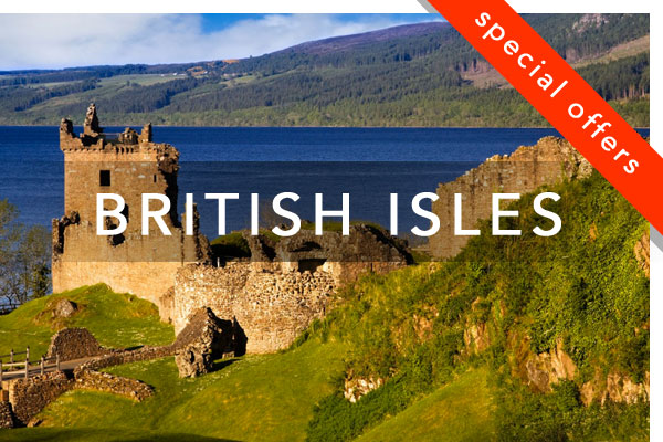 British Isles Small Ship Cruise Special Offers