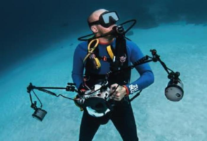 photography diving