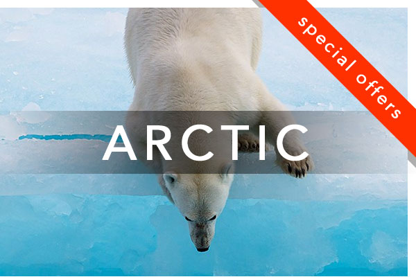 Arctic Small Ship Cruise Special Offers