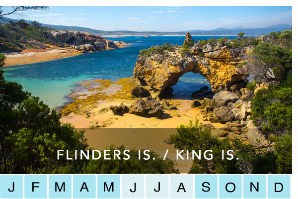 FLINDERS / KING ISLAND